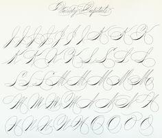 The New Spencerian Compendium of Penmanship
