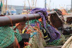 week 46: Colourful waste (Harbour Oostende)