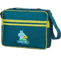 OBaby Disney Changing Bag-Monsters Inc (New) These stylish and super fun Disney messenger changing bags contain a range of inventive storage solutions for baby?s belongings. Every bag has a variety of internal pockets, along with an elasticated  http://www.MightGet.com/march-2017-1/obaby-disney-changing-bag-monsters-inc-new-.asp