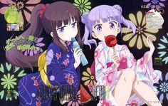 re 360668 sample kikuchi_ai nakano_yuuki new_game! Fallout Concept Art, Anime Date, Gifs, Comedy Anime, Manga Games, Cute Anime Character, News Games, Video Games, Yandere