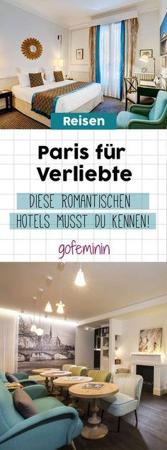 Völlig zu Recht gilt Paris als die Stadt der Liebe. Wo könnte man also besser ein romantisches Wochenende verbringen als hier?