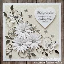 Image result for handmade wedding cards