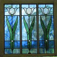 Stained Glass artist in Asheville