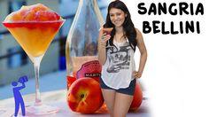 Sangria Bellini - Tipsy Bartender
