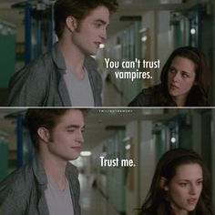 Edward Cullen logic - @mistey v.