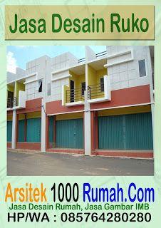Interior Rumah   Jasa Arsitektur Rumah   Jasa Desain Ruko - 085764280280: Jasa Desain Ruko   Jasa Desain Rumah   Jual Gambar...