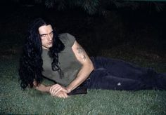 Don't let Peter Steele ever trick you into thinking he was ever serious about anything.