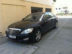 2007 Mercedes S-class 320 3.2L 28,000 EUR #Cyprus #Limassol #CarsCyprusCom