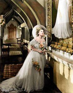 "Joan Fontaine in ""Rebecca"" (1939, dir. Alfred Hitchcock)"