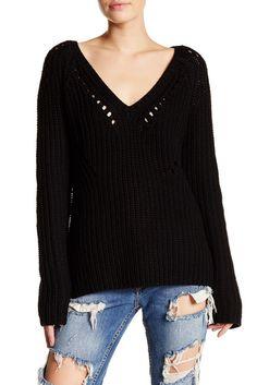 Image of Calypso St. Barth Callani Wool Sweater