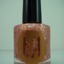 Hot Mess Lacquers - Cupcake