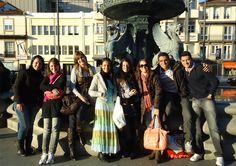 Lançado em 2010, o Programa Fórmula Santander é uma das iniciativas de mobilidade internacional que beneficia 400 estudantes universitários do Brasil, Espanha, Reino Unido e México.