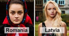 Romanian Photographer Shoots Women From Different Countries To Show That Beauty Is Everywhere