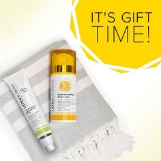 It's GIFT TIME  If you haven't already got your hands on #ultraceauticals gift with purchase this month they flew out the door faster then we could share with you guys - BUT we have a few left!!  BUY TWO Ultraceuticals products One being from there Sunactive or Daily SPF range and this gorgeous Turkish Towel is your free gift!!  T&C's apply