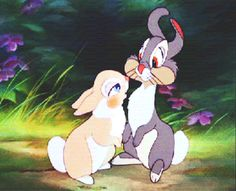 Find GIFs with the latest and newest hashtags! Search, discover and share your favorite Bunny Kisses GIFs. The best GIFs are on GIPHY. Disney Marvel, Disney Pixar, Disney Amor, Cute Disney, Disney Magic, Walt Disney, Cartoon Cartoon, Cartoon Characters, Animiertes Gif