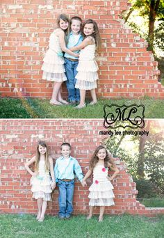 On location siblings photography session! https://www.facebook.com/pages/Mandy-Lee-Photography/113937515377935
