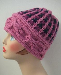 Why work up a plain knit hat pattern when you can create the Basket Tweed Hat? Wonderfully textured and visually appealing, this cabled hat is sure to win you many compliments.