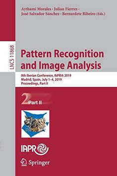 Download Pdf Pattern Recognition And Image Analysis 9th Iberian