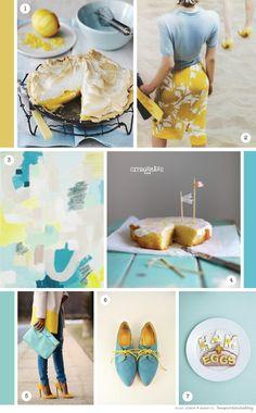 love print studio blog: Pinterest picks...lusting for lemon!