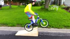 💪How to Build a #bicycle  #Ramp, #BMX, #MTB ramps Bike ramp Project #diy #art #gifts #kidsfashion #kids #BikeRamp #fun #stunt