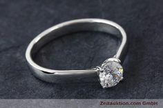"InLumen Ring ""Milano"" Platin  | 151469 12 Engagement Rings, Bracelets, Silver, Jewelry, Brilliant Diamond, Stud Earrings, Ring, Enagement Rings, Bangles"