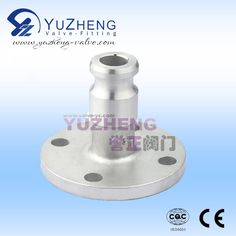 Pipe Fittings Factory: F FlangeType Camlock (Email & Skype: export1@yuzheng-valve.com. Mobile: +86 18058723339) Stainless Steel Pipe, Stainless Steel Tubing