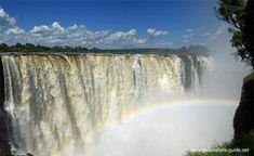 Victoria Falls, Main Falls.