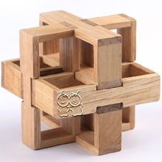 This is our Puzzle products belongs to Burr product line, visit us today at www.eachwin.com.tw/ and www.1227.com.tw/ Enjoy it!