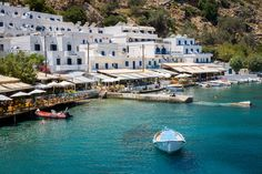 Captured at the small village of Loutro, a remote destination on the island of…
