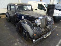 Alvis TA14 1949