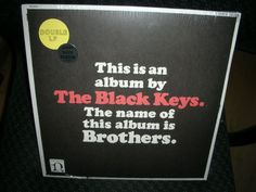 THIS Double RECORD IS BRAND NEW & FACTORY SHRINKWRAPPED!! Label: Nonesuch Release Date: 5/18/2010UPC: 075597979381 Product ID: NNS520266.1 Track Listi... #record #vinyl #double #brand #keys #brothers #black