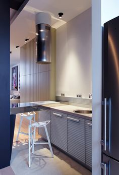 Interior apartments in Kiev, Olga Akulova Design