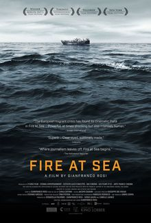 The first documentary to ever win the top award at the Berlin International Film Festival, FIRE AT SEA takes place in Lampedusa, a once peaceful Mediterranea. Good Movies On Netflix, Hd Movies, Movies To Watch, Movies Online, Movie Tv, Documentary Filmmaking, Berlin Film Festival, Best Documentaries, Cinema