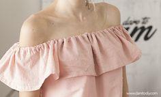 Dare to DIY: El vestido más fácil del mundo 3.0