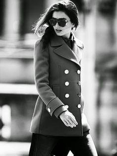 Vogue Paris September 2014 | Andreea Diaconu, Magdalena Frackowiak, Arizona Muse by Gilles Bensimon
