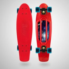 Nickel board- five inches longer than the penny so cool