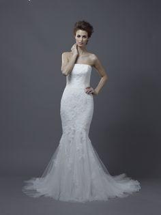 Igen Szalon Enzoani wedding dress - Halia #igenszalon #weddingdress #enzoani