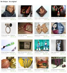 my christmas ornaments were featured in this lovely Etsy treasury by  MySecretTalent.. 18.10.2013.