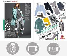 La #RealidadAumentada también llega a la #moda con #Blippar
