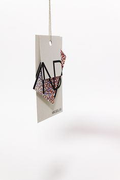 Hangtags on behance creative inspiration design, design insp Fashion Packaging, Brand Packaging, Fashion Branding, Packaging Design, Fashion Tag, Fashion Labels, Swing Tag Design, Price Tag Design, Inspiration Design