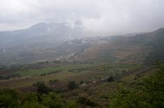 Upper Galilee, israel