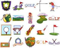 OESD 11384 Golf 2 Embroidery USB Stick Design Pack « StoreBreak.com – Away from the busy stores