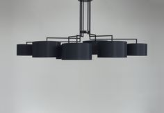 NOON 7 // ZEITRAUM Collection. The expansive Noon lighting by Zeitraum. Learn more at http://www.relaydesignagency.co.uk/zeitraum/