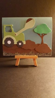 Construction Birthday Card www.etsy.com/shop/jengirlsdesigns #etsy #jengirlsdesigns #handmade #card #handmadecard #birthday #birthdaycard #forhim #etsyusa #etsyfinds #etsysellers #etsystore #etsyseller #etsyshop #greetingcards #papercrafts #papercrafting #cardmaking #birthdaywishes #makeawish #happybirthday #construction