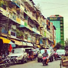 God, use me as you bind up the broken hearted and set the captives free in Phnom Phen, Cambodia.