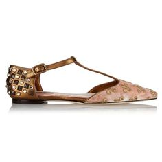need these @DolceGabbana flats in Christmas party wardrobe