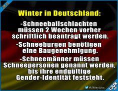 Alles muss seine Ordnung haben! :P #Deutschland #typischdeutsch #lustig #Sprüche #Humor