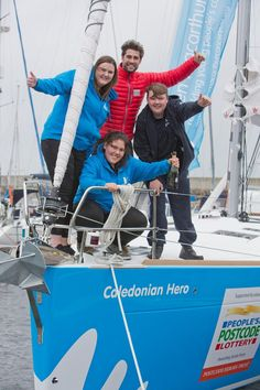 Ellen MacArthur Cancer Trust celebrate