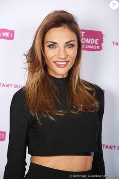 Ariane Brodier ( comédienne, présentatrice et humoriste)