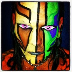 All pins for Jeff Hardy goes here. Wwe Jeff Hardy, The Hardy Boyz, Brothers In Arms, Cool Face, Wrestling Superstars, Creatures Of The Night, Superhero, Instagram Posts, Fictional Characters
